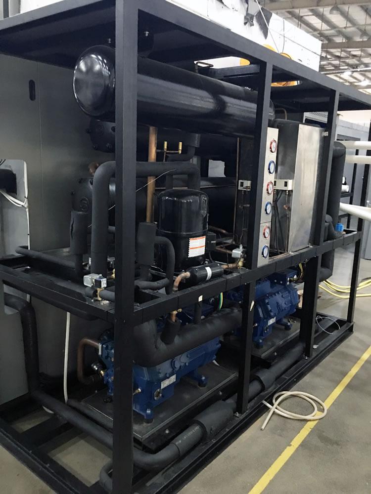 步入式試驗室制冷系統