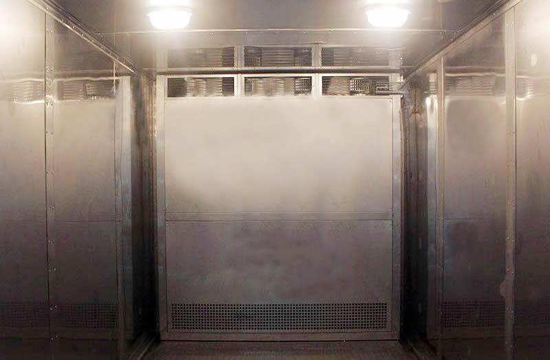 步入式高低温实验房内箱