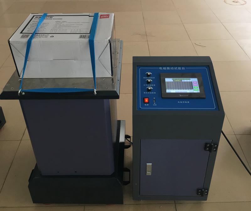 六度一体机振动台产品测试中