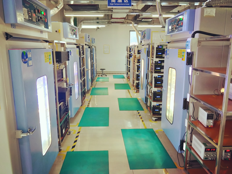 工业烤箱客户实验室