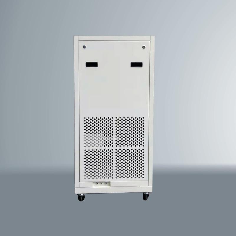 温湿度老化试验箱背面图