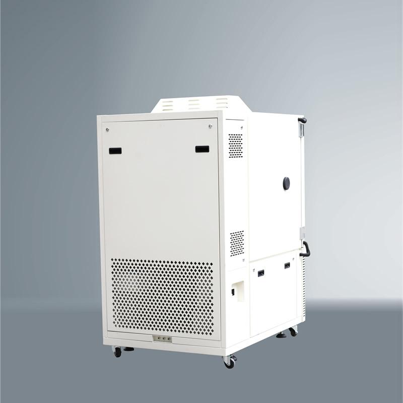 高低温交变湿热试验箱背面图