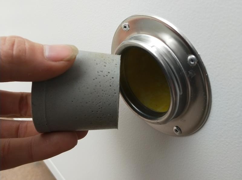 高低温交变湿热试验箱测试孔