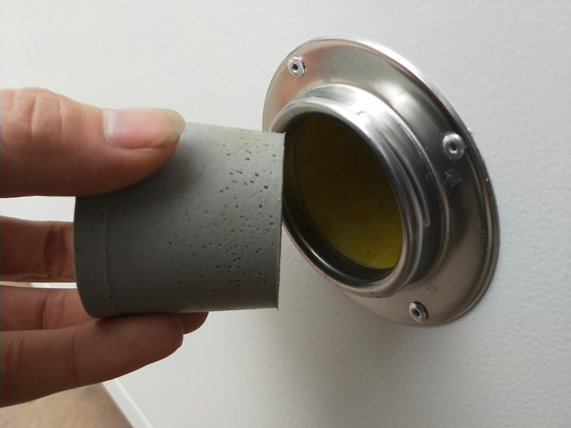 恒温恒湿环境试验箱测试孔