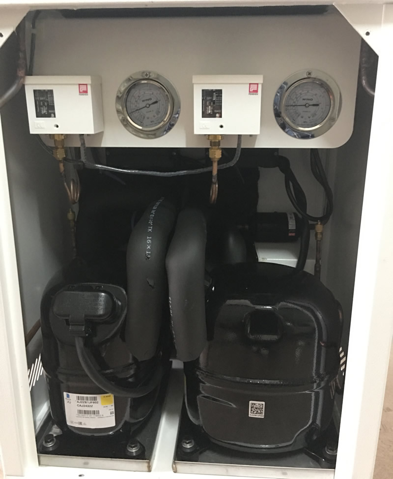 恒溫恒濕試驗機制冷系統