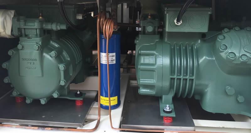 环境应力筛选试验箱制冷系统