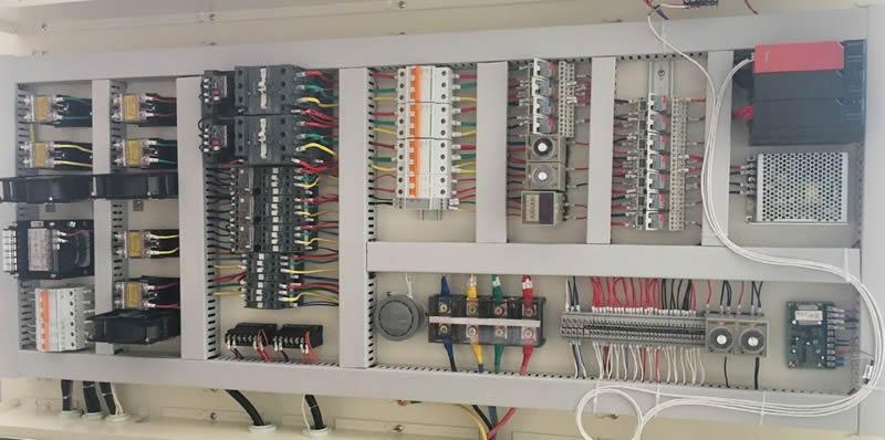 环境应力筛选试验箱电气系统