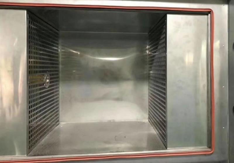 冷热交变冲击试验箱内箱图