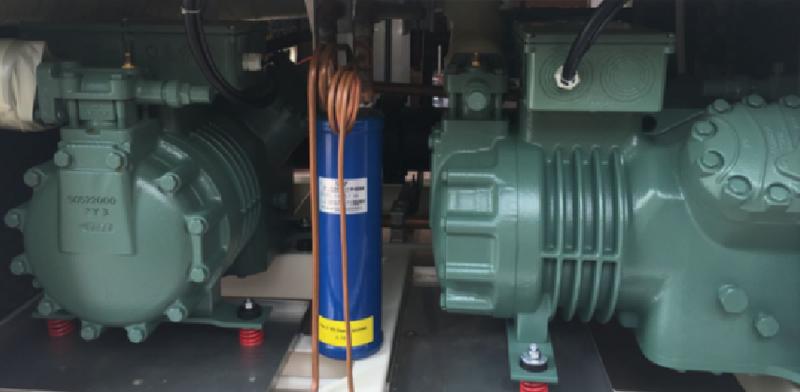 三槽式冷热冲击试验箱冷冻系统