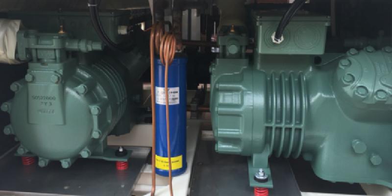 储蓄式温度冲击试验箱冷冻系统