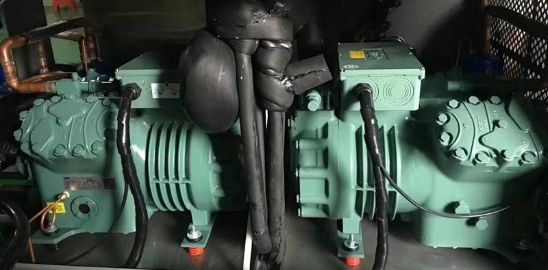 高低温循环冲击试验箱冷冻系统