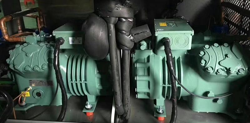 冷热循环冲击试验箱冷冻系统