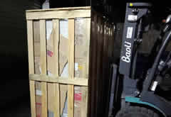 快速温变湿热试验箱发货北京客户