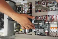 -40度30L高低温试验箱通过深圳电子公司验收