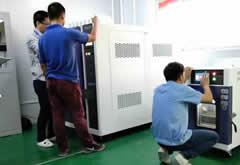 冷热冲击试验箱等设备助力深圳腾鑫精密新研发