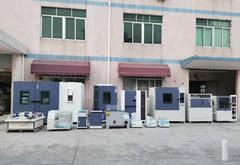 批量环境测试设备送货北京大恒检测技术