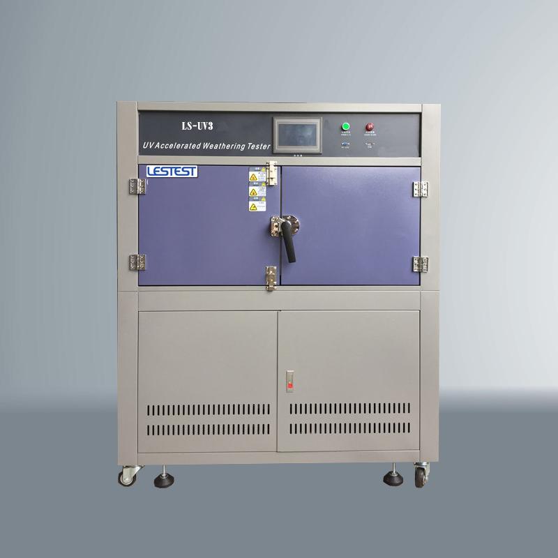 平铺式紫外线老化试验箱如何保养?