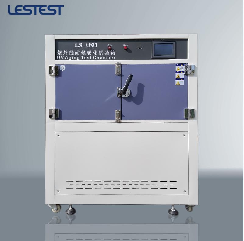 紫外线老化试验箱适用的行业及特点
