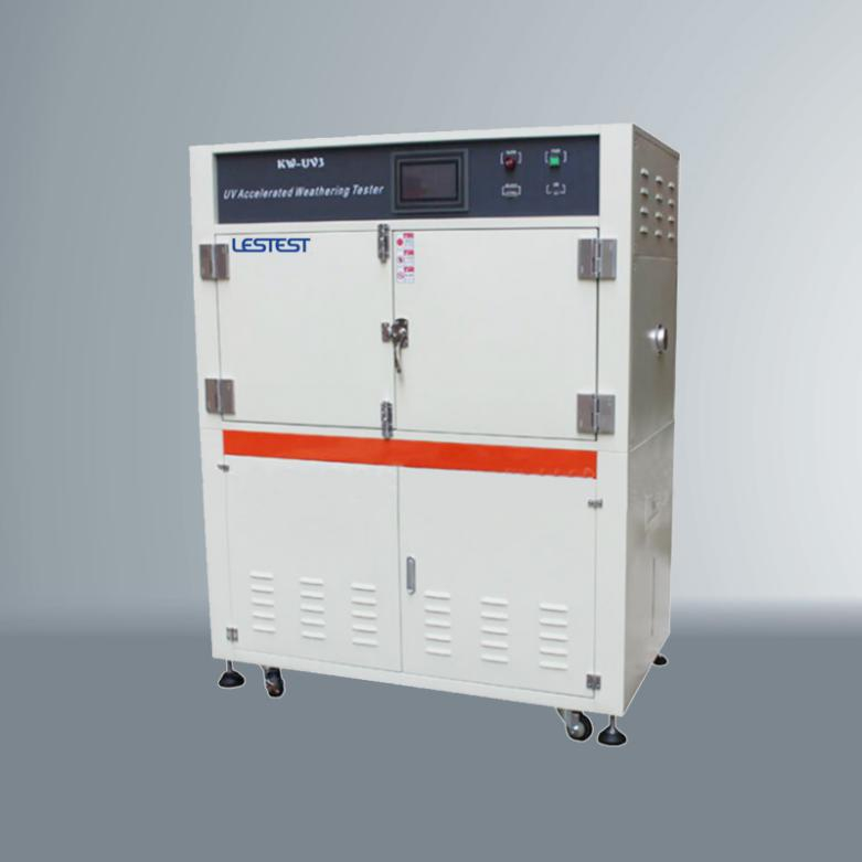 耐气候紫外老化测试箱标准型和平铺式的区别
