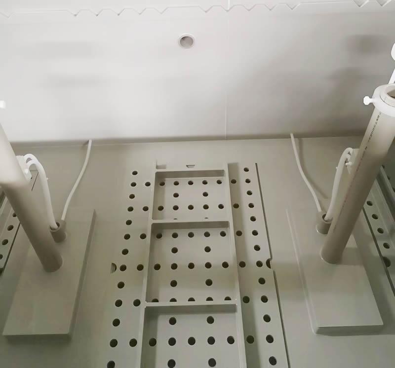 复合式盐雾试验箱大物件放置测试区