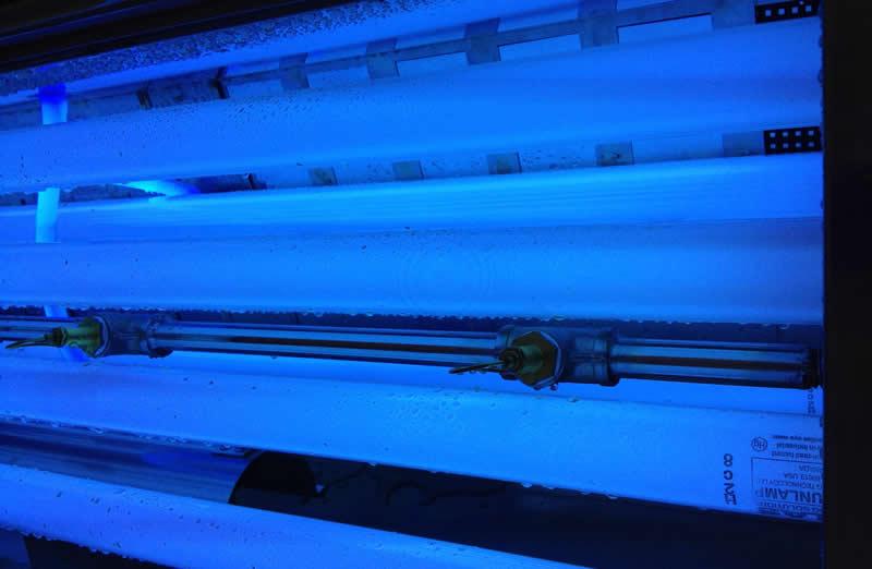 UV光老化试验箱原装美国进口UVA340荧光灯源