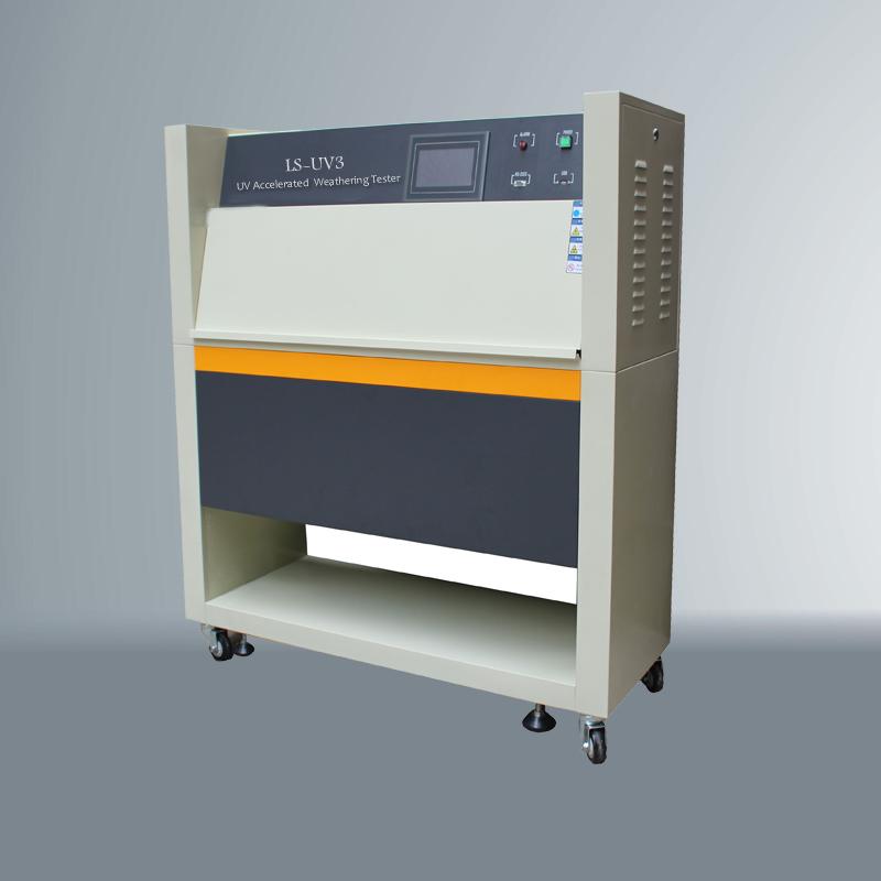 紫外线老化试验机侧面图