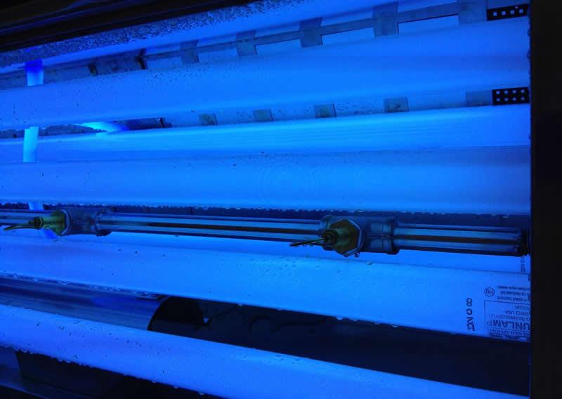 紫外线耐候老化试验机美国荧光灯源